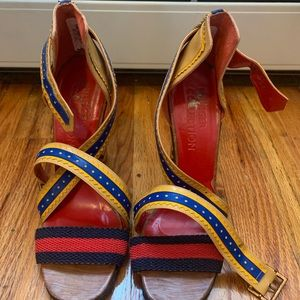 Tommy Hilfiger Collection Runway Heels